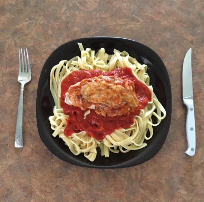 dinner chicken parm cropped