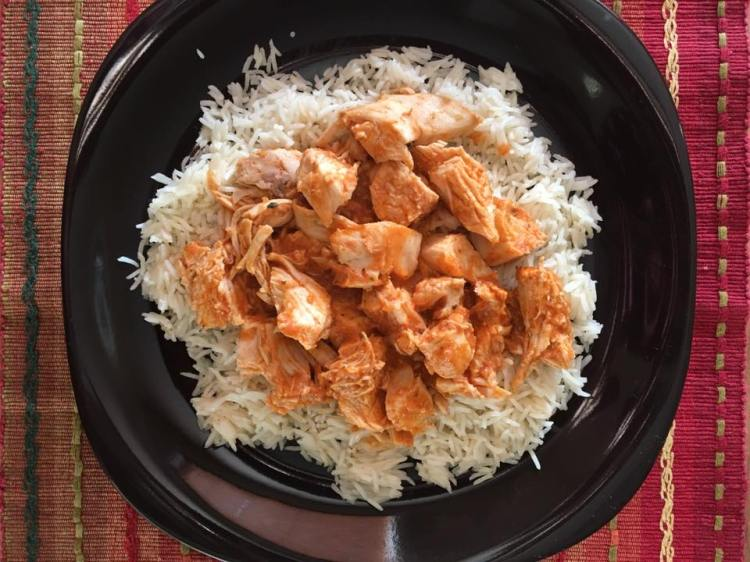 dinner tikka masala